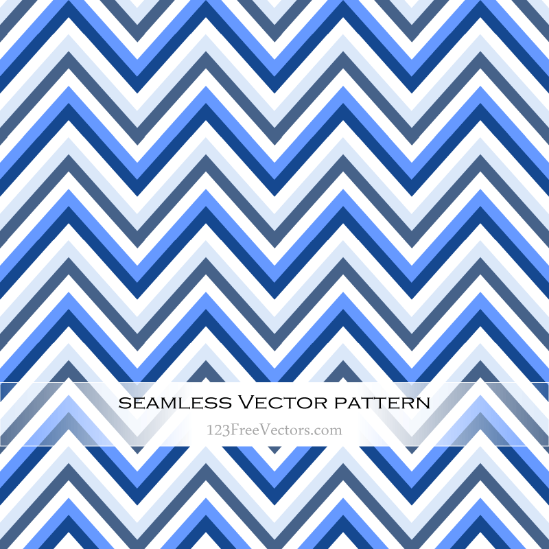 Seamless Zigzag Vector Pattern