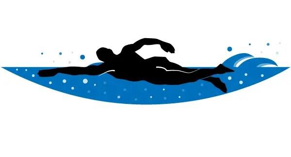 swimmer vector clip art 123freevectors rh 123freevectors com swimming clipart gif swimming clipart