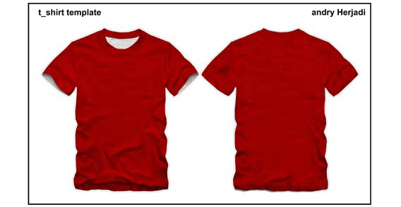 Shirt Template Back Image Collections Template Design Ideas