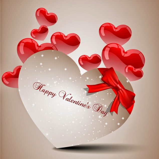 Valentines Day DP 1024x1024 - Happy Valentines day Gifs 2018 , Images, HD Wallpapers, Cover Photos