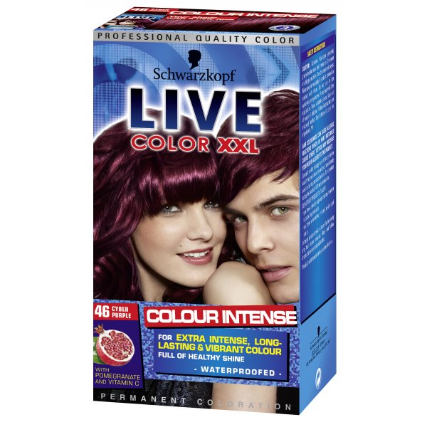 Schwarzkopf Live Color XXL Cyber Purple 46
