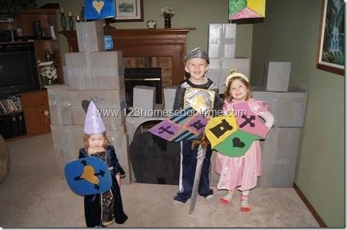 Medieval Castles for Kids