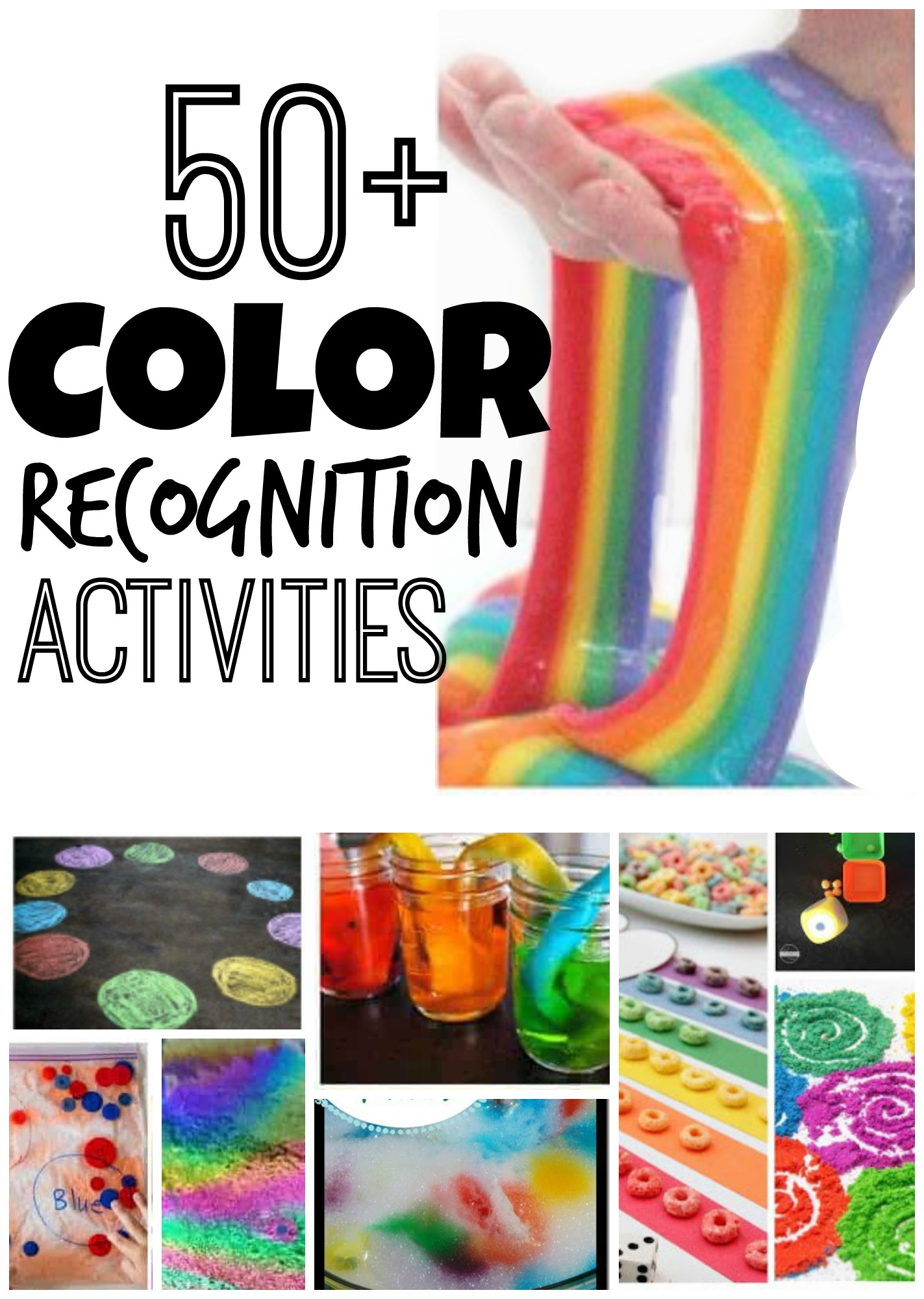 50 Color Recognition Activities For Toddlers And Preschoolers