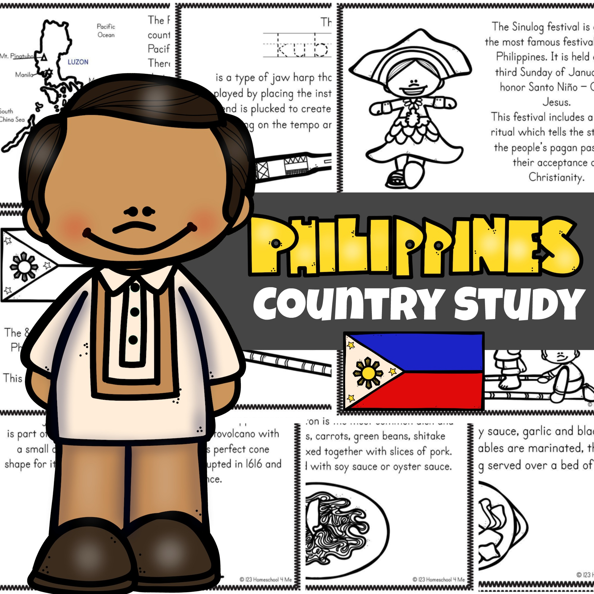 Philippines For Kids