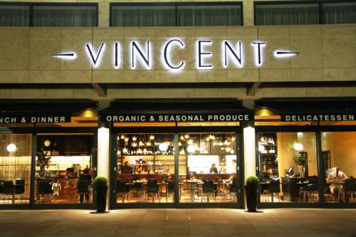 The Vincent Hotel and Spa Promo