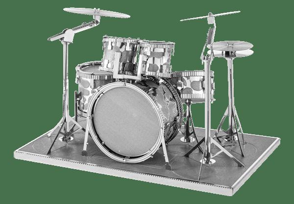 Metal Earth Drumset - 3D puzzel