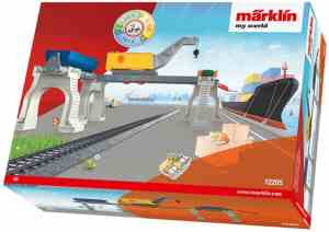 Märklin H0 laadstation M.Förderband My World