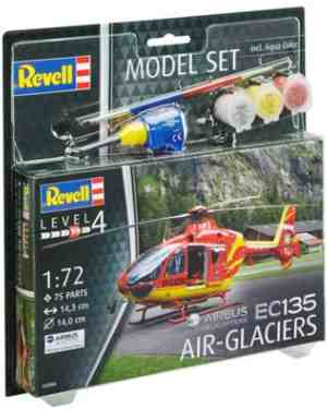 Model Set EC135 AIR-GLACIERS
