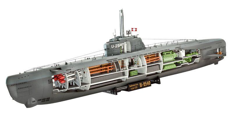 U-Boot Typ XXI