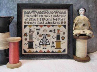 Good Intentions - Cross Stitch Pattern