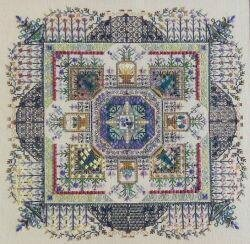 Chatelaine Convents Herbal Garden The Cross Stitch