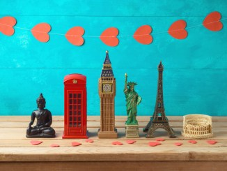 Valentijnsdag: met de trein naar Parijs
