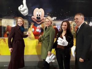 Opening directe Thalys naar Disneyland Parijs