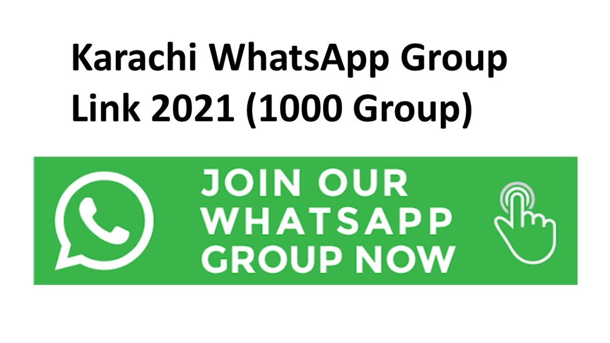 Karachi WhatsApp Group Link 2021