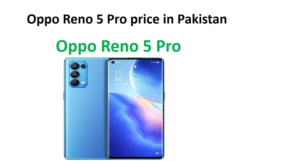 Oppo Reno 5 Pro price in Pakistan