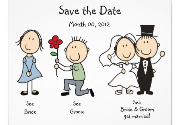 123WeddingCards, Save the Date Cards