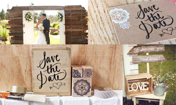 Rustic Wedding : 123WeddingCards