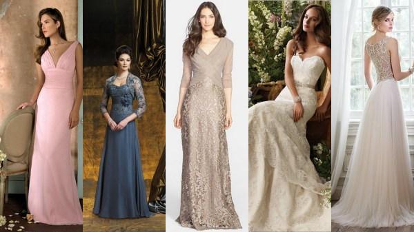 Petite  Body Shape Wedding Gown