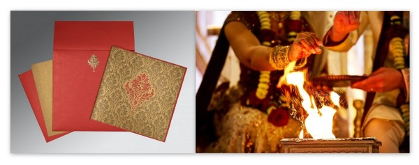 Hindu Wedding theme- 123WeddingCards