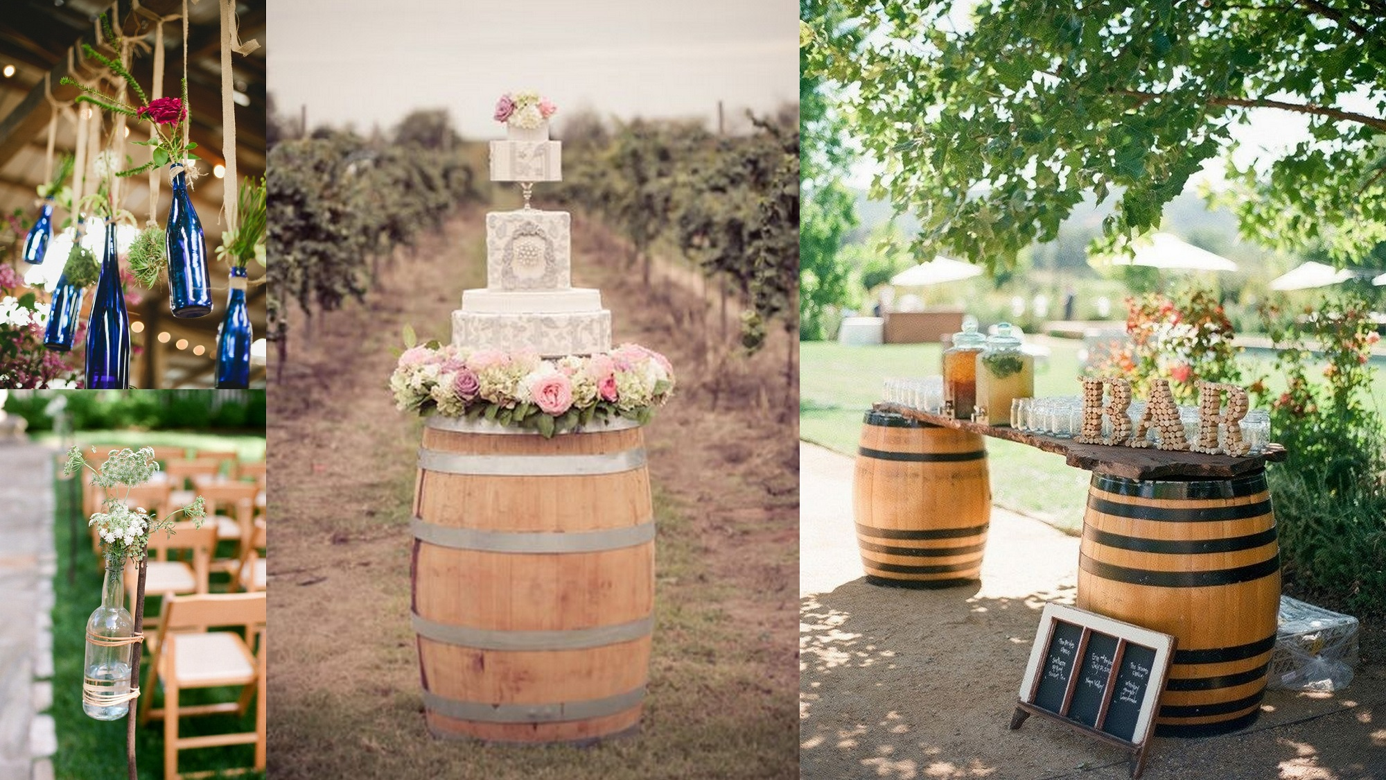 Vineyard wedding fall wedding ideas 123weddingcards vineyard wedding decoration 123weddingcards junglespirit Image collections