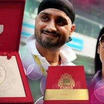 Harbhajan Singh & Geeta Basra's wedding - 123WeddingCards