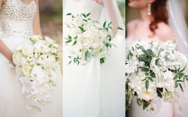 white-wedding-bouquets-123weddingcards