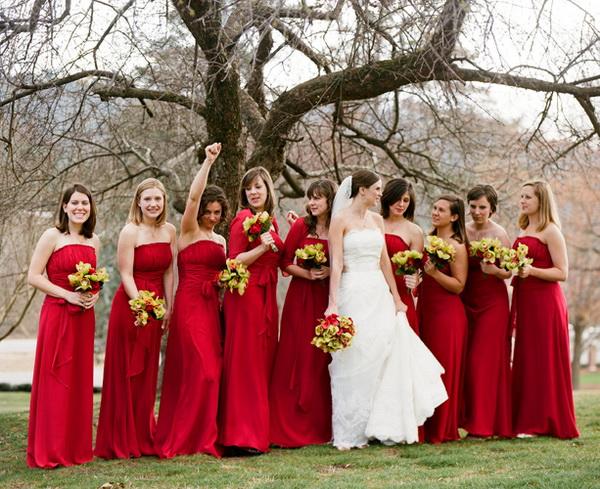Valentine's Wedding Inspiration | 123WeddingCards