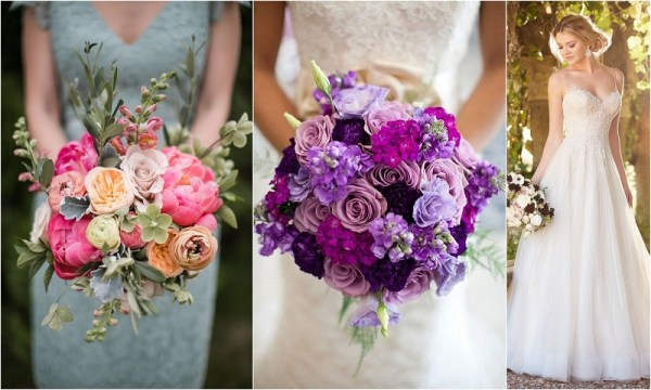 Spring Weddings Bridal Bouquet