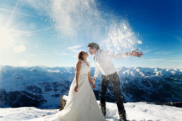 Winter weddings - 123WeddingCards