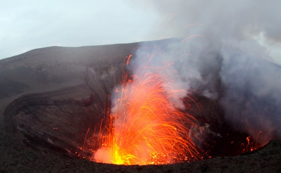 Yasur Volcano, South Pacific