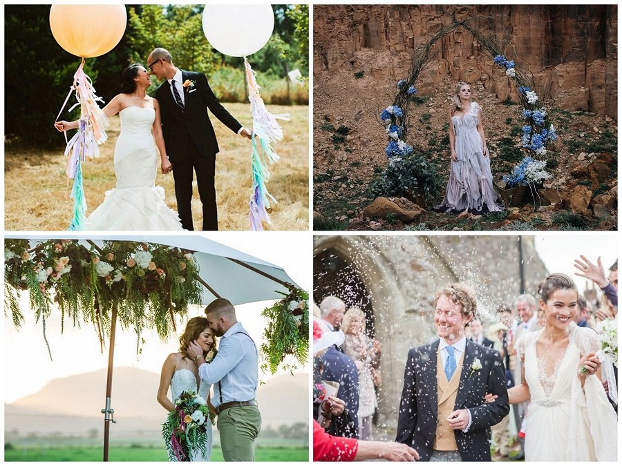 top 10 prop ideas for whimsical wedding photographs