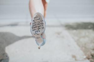 7 super-cute wedding Shoes Soles Ideas you'll love! - 123WeddingCards
