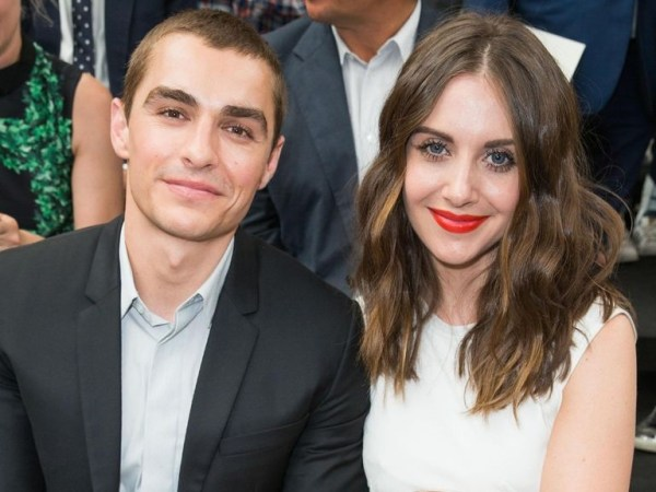Alison Brie and Dave Franco wedding