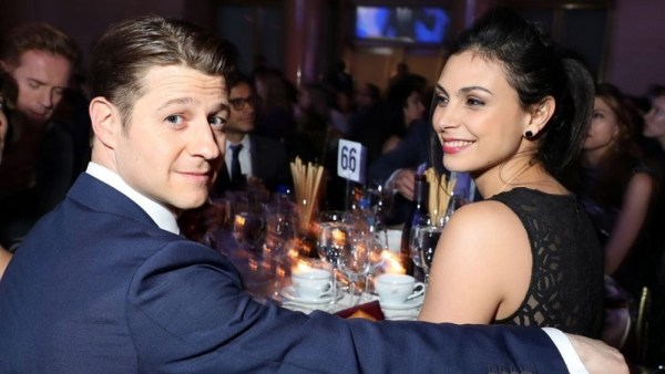 Ben McKenzie and Morena Baccarin wedding
