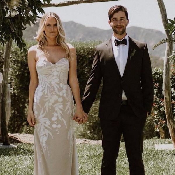 Josh Peck and Paige O'Brien