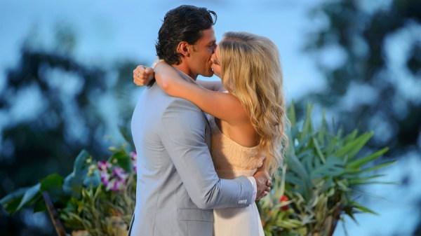 The Bachelor Anna Heinrich and Tim Robards