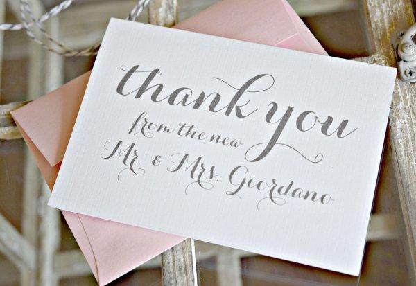 Handwritten Cards as a Gift