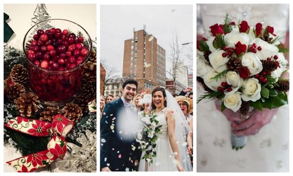 Winter Wedding Ideas by 123WeddingCards
