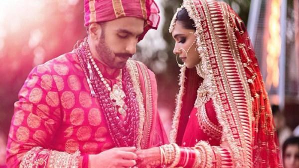 DeepVeer Deepika Padukone weds Ranveer Singh