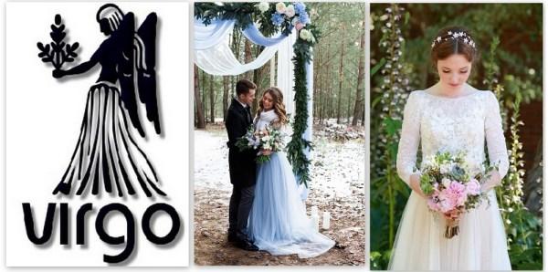 Virgo- A classic wedding-123WeddingCards