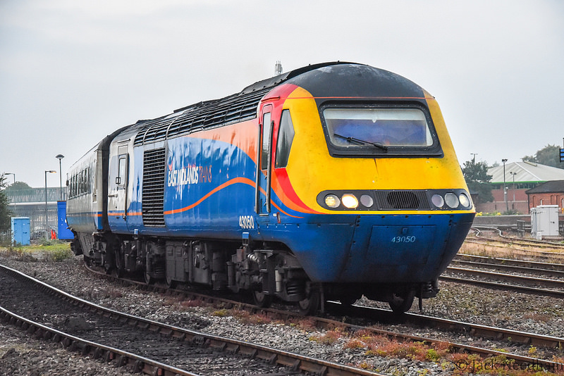 East Midlands Trains 125 Group
