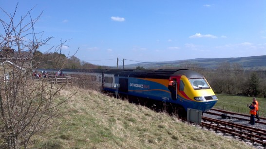 43073 at Redmire (c) Paul Webster