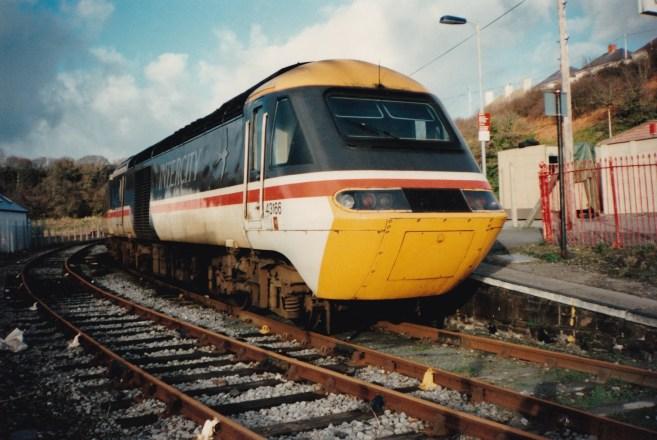 43166 seen at Milford Haven (c) Chris Martin