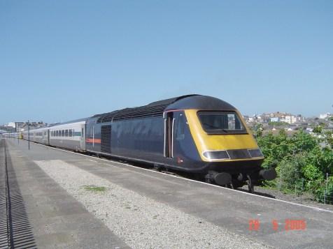 43080 seen at Newquay (c) Alex Wood
