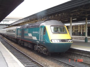 43059 seen at Exeter St Davids on a Manchester - Newquay service (c) Alex Wood