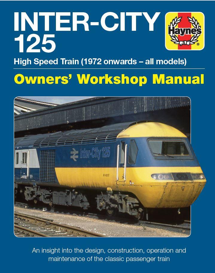 Intercity 125 Haynes Manual – Pre Order