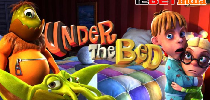 Under the Bed slot game review and 12BET's Friday free spins