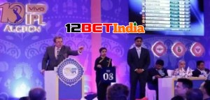 12BET India: Idea of IPL Auction revealed to be a random suggestion in an evening tea party