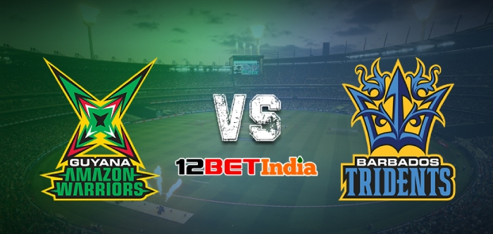 CPL T20 Match Preview: Guyana Amazon Warriors vs Barbados Tridents