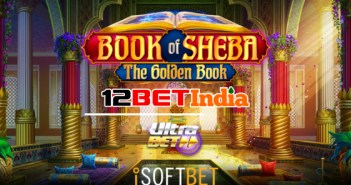 Book of Sheba slot game review and 12BET India's treat on Mooncake Festival